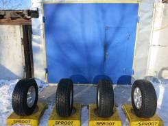 Bridgestone Dueler A/T D694. Летние, износ: 30%, 4 шт