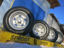 Centerline Wheels. 7.5x15, 5x127.00, ET-13, ЦО 89,0 мм.