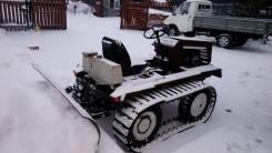 Уралец. Мини трактор уралец, 1 500 куб. см.