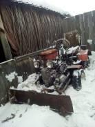 Самодельная модель. Самодельный мини трактор в хорошем состоянии., 750 куб. см. Под заказ