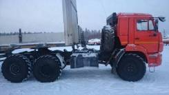 Камаз 53504-46. Тягач седельный камаз 53504-46, 12 000 куб. см., 17 000 кг.
