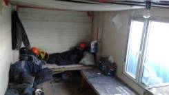 Модульный офис, контейнер 20. улица Поселковая 1-я 2, р-н Чуркин, 13 кв.м.