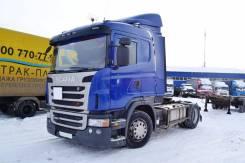 Scania G400. Седельный тягач LA4X2HNA. Год выпуска 2012, 12 740 куб. см., 18 000 кг.