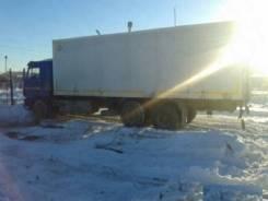 Камаз 65117. Фургон изотермический, на базе шасси камаз 65117, 6 700 куб. см., 16 000 кг.