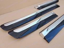 Накладка на боковую дверь. Lexus LX570, URJ201, URJ201W