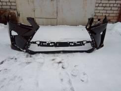 Бампер. Lexus RX450h, GYL25, GYL25W, GYL20W Двигатели: 2GRFXE, 2GRFXS