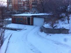 Гаражи кооперативные. улица Давыдова 40, р-н Вторая речка, 100 кв.м., электричество. Вид снаружи