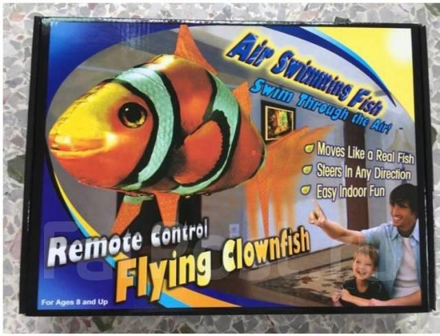 Летающие рыбы. Под заказ