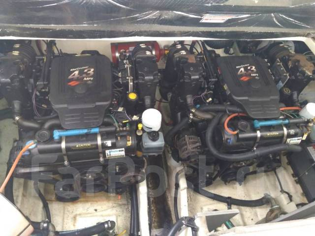 Ремонт стационарных моторов Mercruiser, Volvo Penta и др.