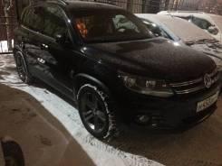 Volkswagen Tiguan. механика, передний, 1.4 (122 л.с.), бензин, 25 000 тыс. км. Под заказ