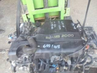 Двигатель в сборе. Toyota Altezza, SXE10, GXE15W, GXE10, GXE10W Двигатели: 3SGE, 1GFE