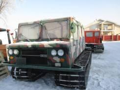Ohara SM30D. Снегоболотоход , с ПСМ