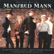 "CD Manfred Mann ""The very best 1964-1966"" 1997 England"