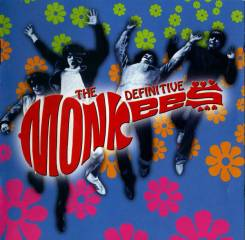 """CD Monkees """"The definitive Monkees 1966-1987"""" 2001 Germany"""