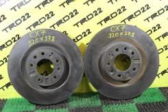 Диск тормозной. Mazda MPV, LY3P Mazda CX-7, ER3P