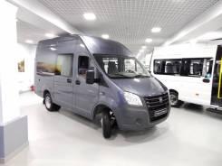 ГАЗ ГАЗель Next. ГАЗ-A32R22 ГАЗель Next Цельнометаллический фургон (ЦМФ) Комби (7 мест), 2 770 куб. см., до 3 т