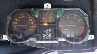 Панель приборов. Mitsubishi Pajero, V46WG, V46W Двигатель 4D56