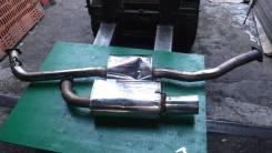 Глушитель. Nissan Stagea, WGNC34 Двигатель RB25DET