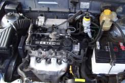 Двигатель в сборе. ЗАЗ Шанс Chevrolet Lanos, T100 Двигатель A15SMS