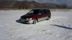 Mitsubishi Chariot. автомат, 4wd, 2.0 (88 л.с.), дизель, 181 819 тыс. км