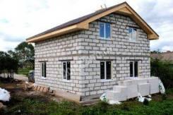 Бригада мастеров построит дом