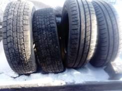 Dunlop. Зимние, без шипов, 2017 год, износ: 5%, 4 шт
