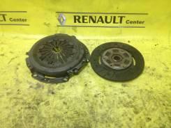 Корзина сцепления. Renault Logan Двигатель K7M