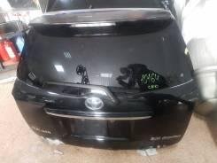 Дверь багажника. Toyota Corolla Fielder, NZE141, NZE141G