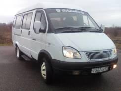 ГАЗ 322132. Продаётся пассажирская Газель, 2 390 куб. см., 15 мест