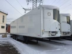 Schmitz. Рефрижератор 2010г. Мультирежимный Без РФ, 30 000 кг.