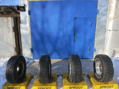 Bridgestone Dueler A/T D694. Летние, износ: 20%, 4 шт