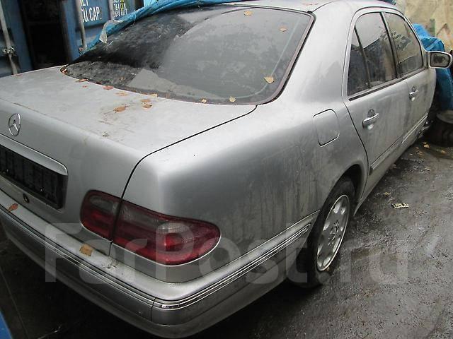 Mercedes-Benz E-Class. W124 W210 W211, M111 M104 M112 M272