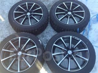 Колёса 255/45R18 Bridgestone 5x114.3 Borbet. 8.0x18 5x112.00 ET35