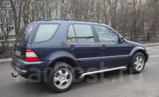 Mercedes-Benz. W163 W164, M112 M272