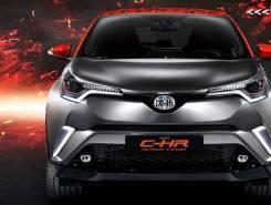 Ходовые огни. Toyota C-HR, NGX50, ZYX10. Под заказ