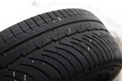 Michelin Pilot Alpin PA4. Зимние, без шипов, износ: 20%, 4 шт