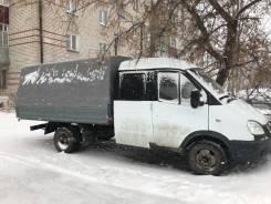 ГАЗ ГАЗель Фермер. ГАЗель 33022 (фермер), 2 400 куб. см., 3 500 кг.