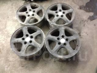 Mazda. 6.0x16, 5x114.30, ET35, ЦО 67,1мм.