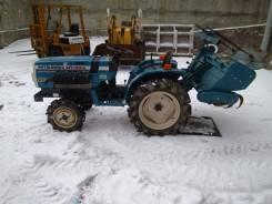 Mitsubishi MT1601D. Японский трактор , 1 500 куб. см.