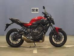 Yamaha MT-07. 700 куб. см., исправен, птс, без пробега. Под заказ