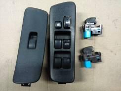 Кнопка стеклоподъемника. Toyota Kluger V, ACU20, ACU20W, ACU25, ACU25W, MCU20, MCU20W, MCU25, MCU25W, MCU28, MHU28, MHU28W Двигатели: 1MZFE, 2AZFE, 3M...