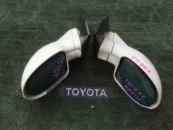 Зеркало заднего вида боковое. Toyota Corolla Fielder, NZE121, NZE121G