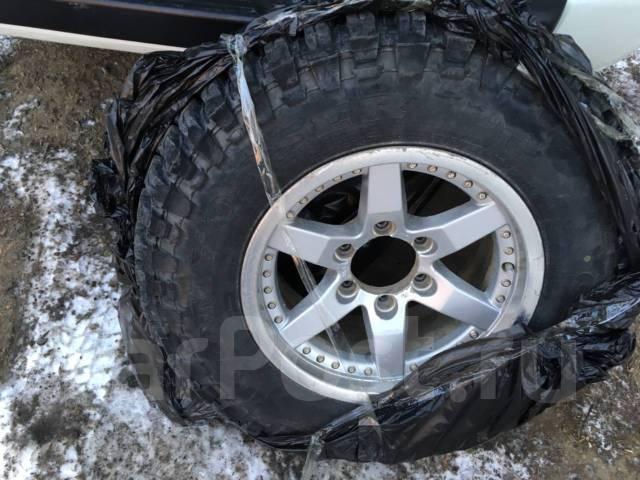 Комплект шин с литьём. x16 6x139.70 ET30