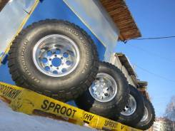 Mickey Thompson. 12.0x15, 6x139.70, ET-72, ЦО 110,0 мм.