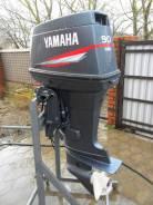 Yamaha. 90,00л.с., 2-тактный, бензиновый, нога L (508 мм), Год: 2009 год