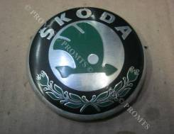 Эмблема багажника. Skoda: Octavia, Rapid, Roomster, Fabia, Felicia Двигатели: AEE, AEG, AEH, AGN, AGP, AGR, AGU, AHF, AKL, ALH, AMD, AME, APK, AQM, AQ...
