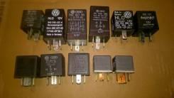 Реле. Volkswagen: Passat, Vento, Jetta, Transporter, Golf, Scirocco, Polo, Sharan Двигатели: 1W, 1Y, 1Z, 2E, AAA, AAM, AAZ, ABA, ABF, ABS, ABU, ABV, A...