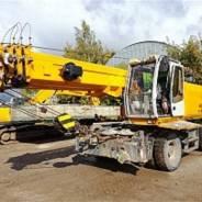 Sennebogen 643 M. Продается Кран подъемный колесный , 3 000 куб. см., 40 000 кг., 44 м.