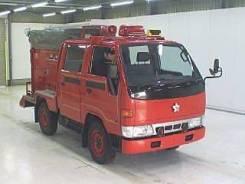 Toyota Dyna. Продается грузовик б/п по РФ, 2 700 куб. см., 1 500 кг.