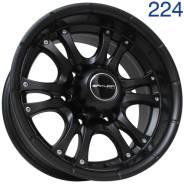 """Sakura Wheels R268. 7.0x15"""", 6x139.70, ET-10, ЦО 110,5мм."""
